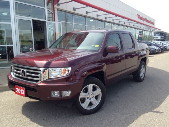 2013 honda ridgeline whitby ontario used car for sale. Black Bedroom Furniture Sets. Home Design Ideas