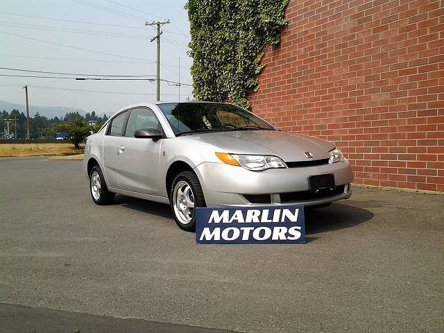 2007 Saturn ION 2 Quad Coupe Manual in Koksilah, British Columbia