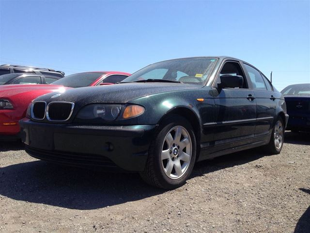 2002 bmw 3 series 325i bolton ontario used car for sale. Black Bedroom Furniture Sets. Home Design Ideas
