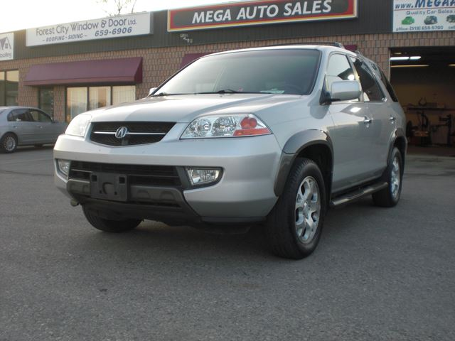 2002 acura mdx awd silver mega auto. Black Bedroom Furniture Sets. Home Design Ideas