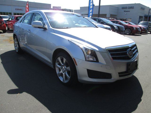 2014 CADILLAC ATS 2.0 Turbo Luxury in Victoria, British Columbia