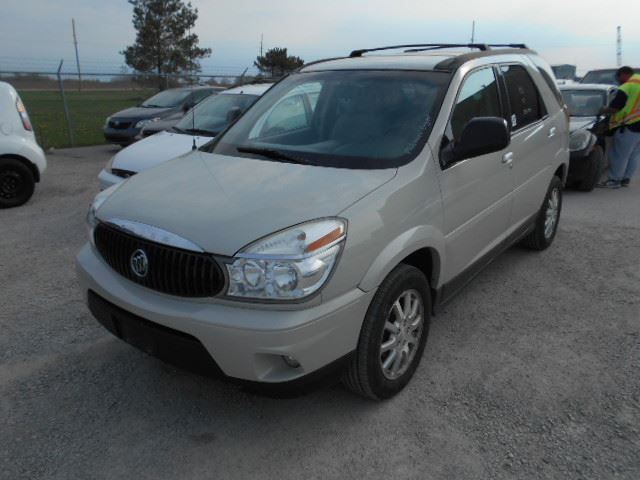 2007 buick rendezvous innisfil ontario used car for sale 2136770. Black Bedroom Furniture Sets. Home Design Ideas