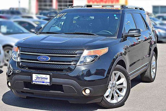 2011 ford explorer limited saint jerome quebec used car for sale 2137383. Black Bedroom Furniture Sets. Home Design Ideas