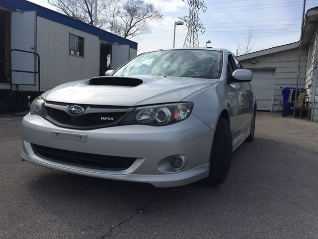 2010 subaru impreza wrx w limited pkg accident free awd for Subaru motors finance c o chase