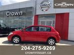 2008 Nissan Versa 1.8 SL, LOCAL TRADE WITH VERY LOW KM! in Winnipeg, Manitoba