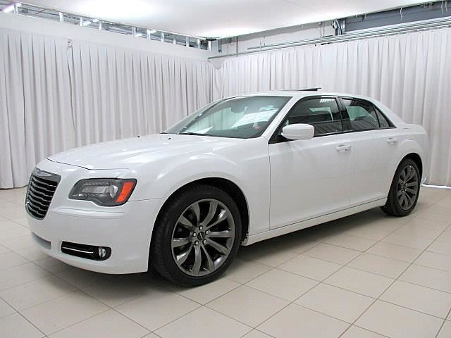 2014 chrysler 300 300s v6 sedan w leather nav sport wheels au halifax nova scotia used car. Black Bedroom Furniture Sets. Home Design Ideas