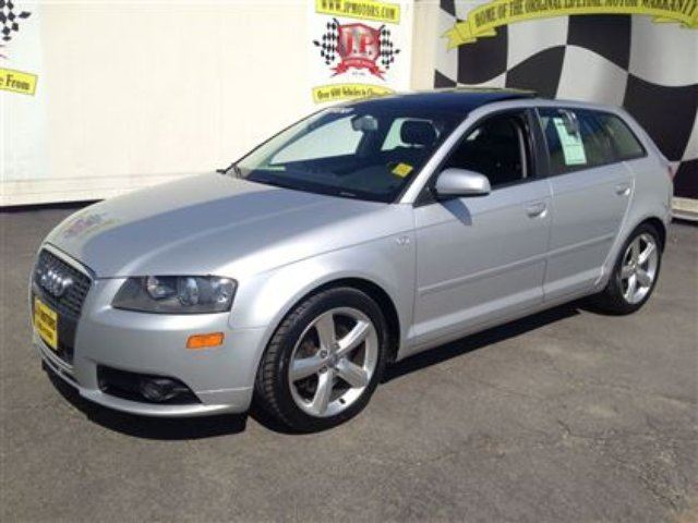 2008 Audi A3 S Line 2 0t Automatic Leather Power