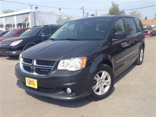 2011 dodge grand caravan crew st catharines ontario. Black Bedroom Furniture Sets. Home Design Ideas