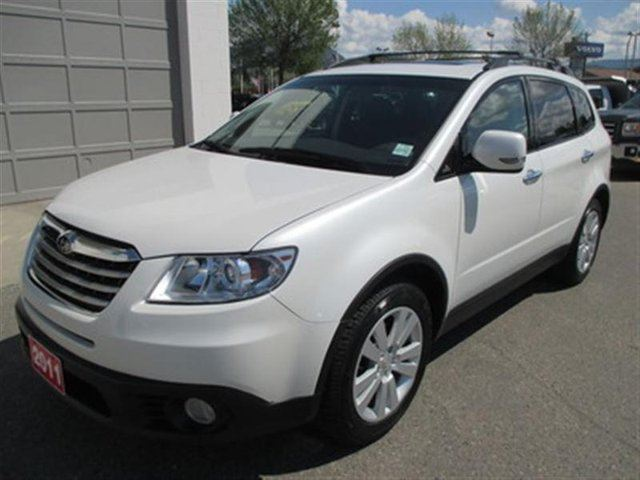 2011 SUBARU B9 TRIBECA Base 7-Passenger in Kelowna, British Columbia