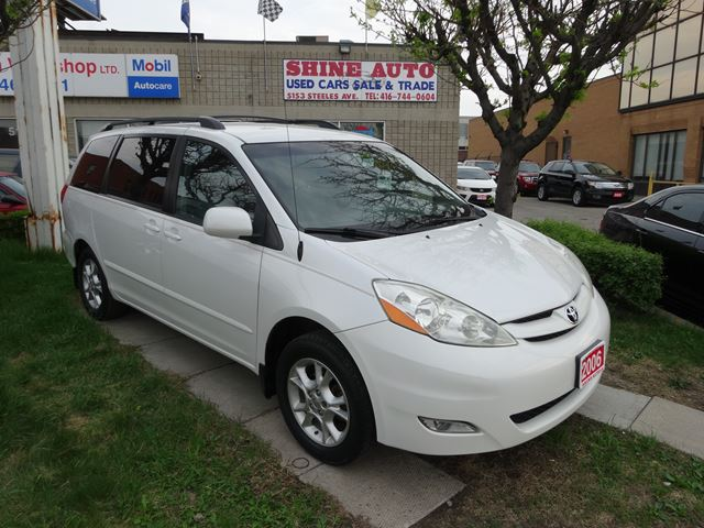 2006 toyota sienna le all wheel drive 1 owner accident free north york ontario used car. Black Bedroom Furniture Sets. Home Design Ideas