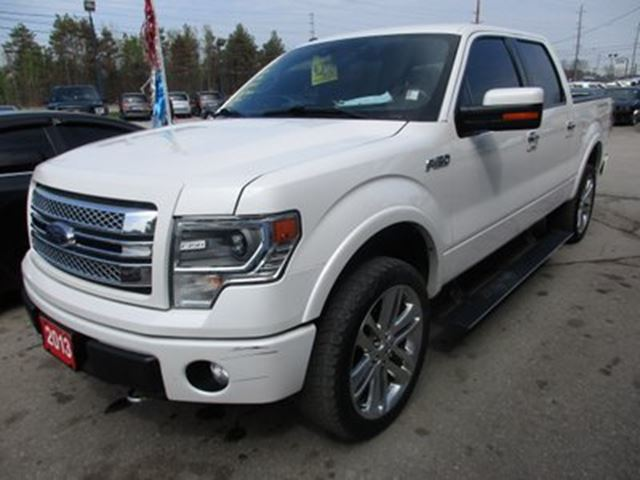 2013 ford f 150 loaded limited edition 5 passenger 4x4 crew bradford ontario used car for. Black Bedroom Furniture Sets. Home Design Ideas