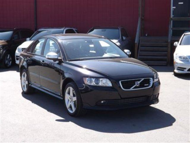 2010 volvo s40 t5 awd 6 speed manual leather sunroof. Black Bedroom Furniture Sets. Home Design Ideas