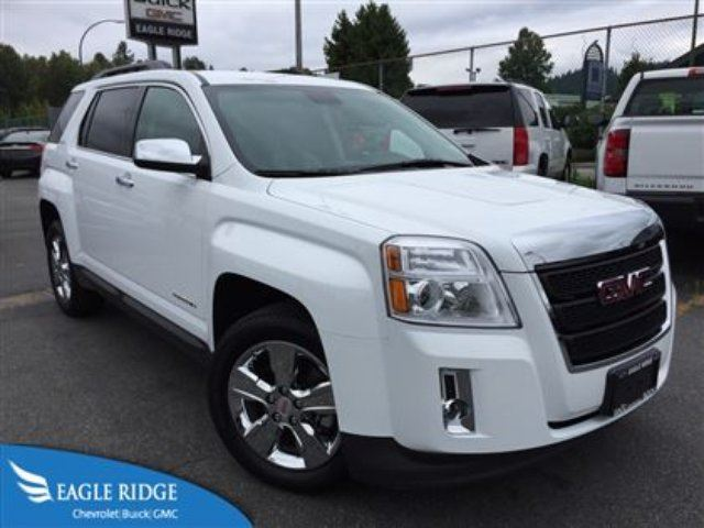 2014 gmc terrain sle 2 white eagle ridge gm. Black Bedroom Furniture Sets. Home Design Ideas