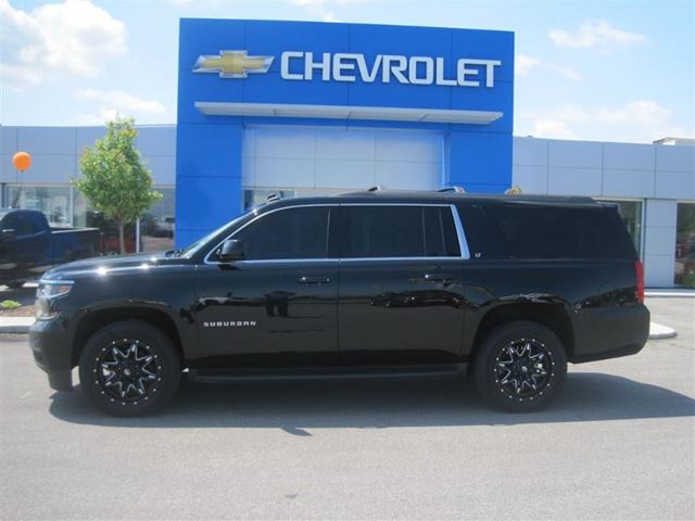 2015 chevrolet suburban 1500 lt in tilbury ontario. Cars Review. Best American Auto & Cars Review