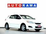 2010 Toyota Matrix           in North York, Ontario