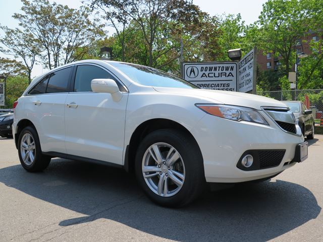 2013 Acura RDX NAVIGATION ONE OWNER WHITE