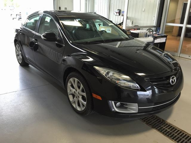 2011 mazda mazda6 gt gatineau quebec car for sale 2142704. Black Bedroom Furniture Sets. Home Design Ideas