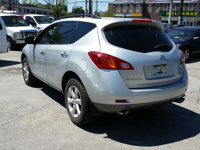 2009 nissan murano sl awd silver ashqis auto parry. Black Bedroom Furniture Sets. Home Design Ideas