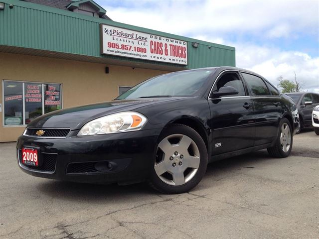 2006 chevrolet impala ss fully loaded with leather. Black Bedroom Furniture Sets. Home Design Ideas