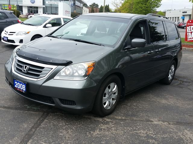 2008 honda odyssey ex mississauga ontario used car for. Black Bedroom Furniture Sets. Home Design Ideas