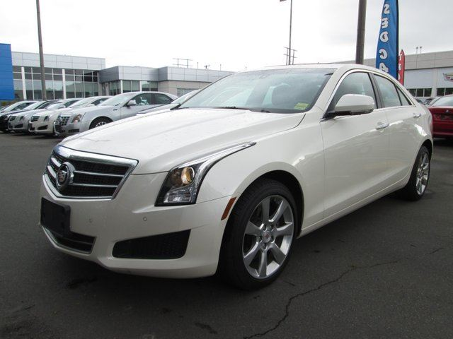 2014 cadillac ats 2 0 turbo luxury victoria british columbia car for sale 2145529. Black Bedroom Furniture Sets. Home Design Ideas