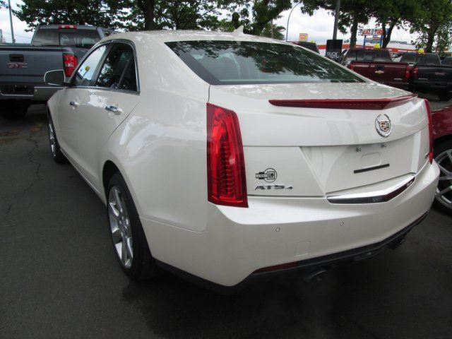 used 2014 cadillac ats 2 0 turbo luxury victoria. Black Bedroom Furniture Sets. Home Design Ideas