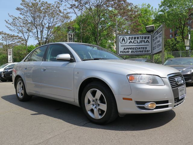 2006 audi a4 awd new brakes great value toronto. Black Bedroom Furniture Sets. Home Design Ideas