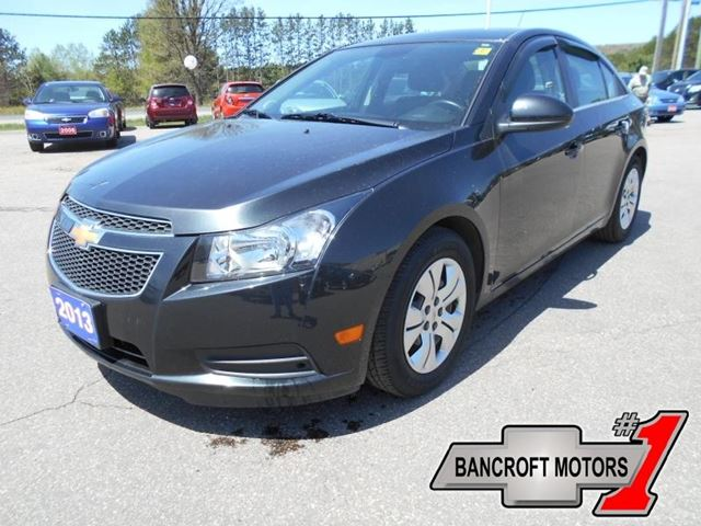 2013 chevrolet cruze lt bancroft ontario used car for sale 2146336. Black Bedroom Furniture Sets. Home Design Ideas