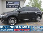 2013 Lincoln MKX