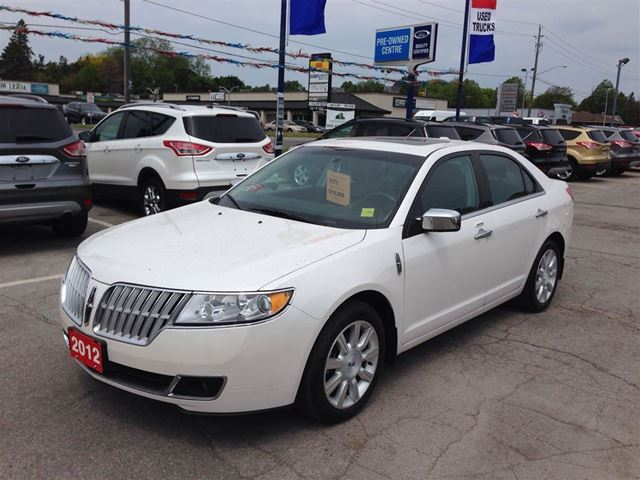 2008 lincoln mkx owners manual