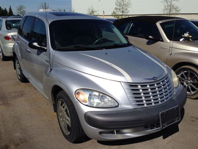 2001 chrysler pt cruiser brampton ontario used car for sale. Cars Review. Best American Auto & Cars Review