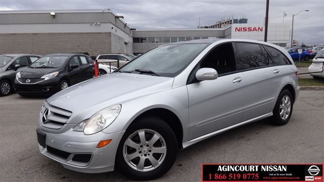 2006 mercedes benz r class for How much does a mercedes benz silver lightning cost