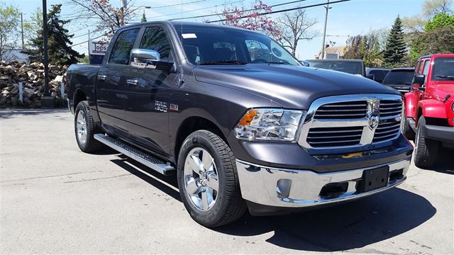 2015 dodge ram 1500 brand new big horn 8 4 screen oakville ontario used car for sale 2147644. Black Bedroom Furniture Sets. Home Design Ideas
