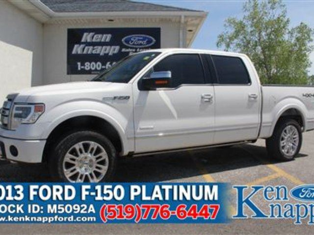 2013 ford f 150 platinum eco boost fully loaded essex ontario used car for sale 2147913. Black Bedroom Furniture Sets. Home Design Ideas