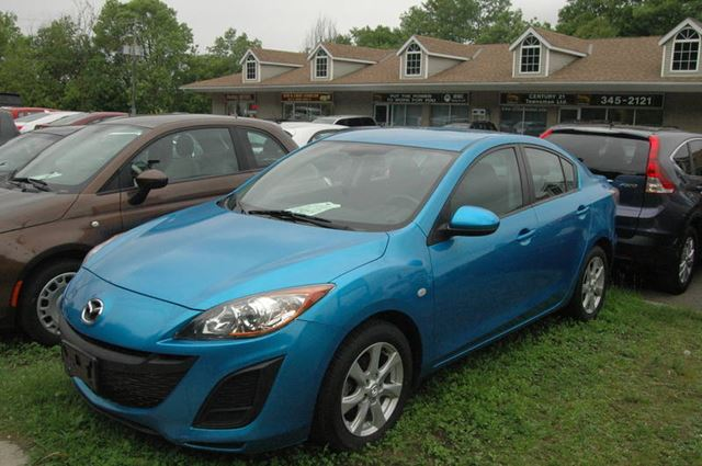 2010 mazda mazda3 i brockville ontario car for sale. Black Bedroom Furniture Sets. Home Design Ideas
