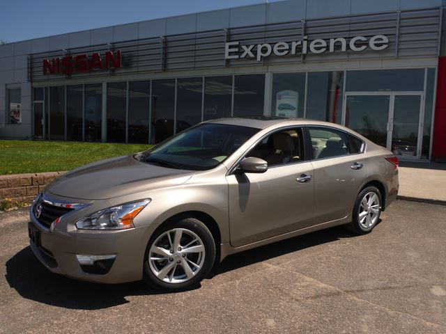 2015 nissan altima 2 5 sl orillia ontario new car for sale 2148425. Black Bedroom Furniture Sets. Home Design Ideas