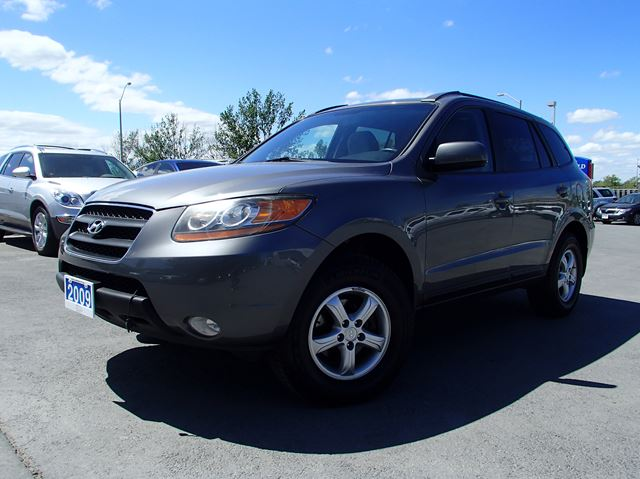2009 hyundai santa fe gl belleville ontario used car. Black Bedroom Furniture Sets. Home Design Ideas
