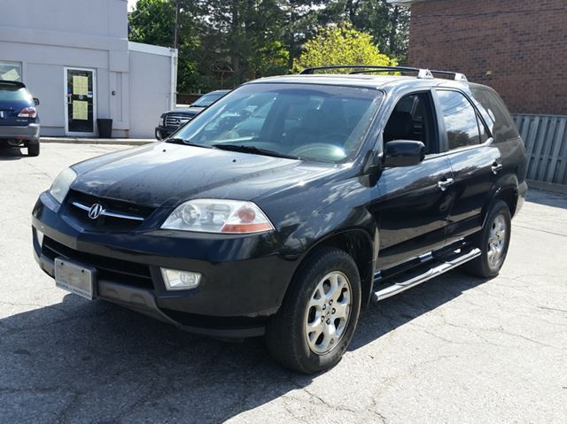 2002 acura mdx mississauga ontario used car for sale. Black Bedroom Furniture Sets. Home Design Ideas