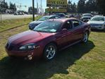 2004 Pontiac Grand Prix GTP SUPERCHARGED in Parksville, British Columbia