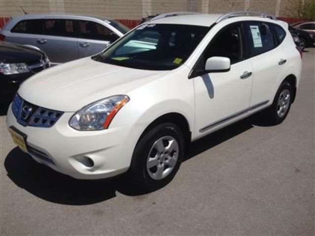 2012 nissan rogue s burlington ontario used car for. Black Bedroom Furniture Sets. Home Design Ideas