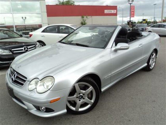 2006 mercedes benz clk class 500 amg pkg convertible for 2006 mercedes benz clk 500