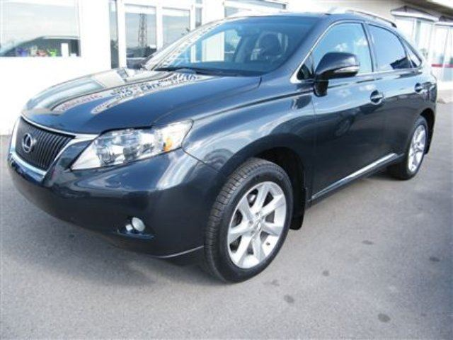 2011 LEXUS RX 350 Touring PKG w/NAVI/B.CAM/LEATHER in Calgary, Alberta