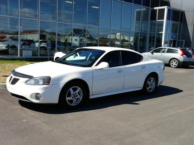 2004 pontiac grand prix gt2 white villeneuve mazda. Black Bedroom Furniture Sets. Home Design Ideas