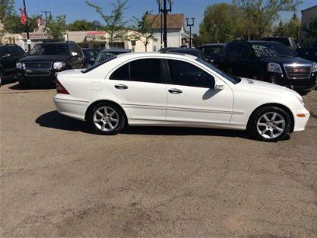 2006 mercedes benz c class 2 5l edmonton alberta used for Mercedes benz c class 2006 for sale