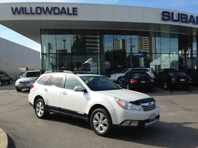 2011 subaru outback 3 6r limited leather sunroof satin. Black Bedroom Furniture Sets. Home Design Ideas