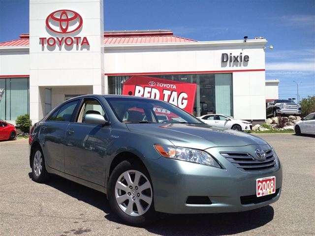2008 toyota camry hybrid mississauga ontario used car for sale 2155000. Black Bedroom Furniture Sets. Home Design Ideas