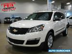 2014 Chevrolet Traverse LS, AWD(Auto.,Air clim.,Cruise,Mags, Groupe n++le in Laval, Quebec