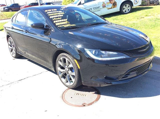 2015 CHRYSLER 200 S in Dartmouth, Nova Scotia
