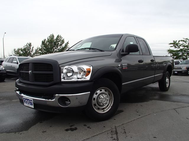 2007 dodge ram 3500 st grey aaron auto. Black Bedroom Furniture Sets. Home Design Ideas