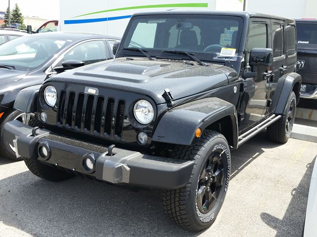 2015 jeep wrangler unlimited sahara 4x4 ajax ontario used car for. Cars Review. Best American Auto & Cars Review
